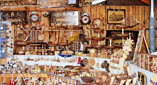 Feria Artesanal Villarrica