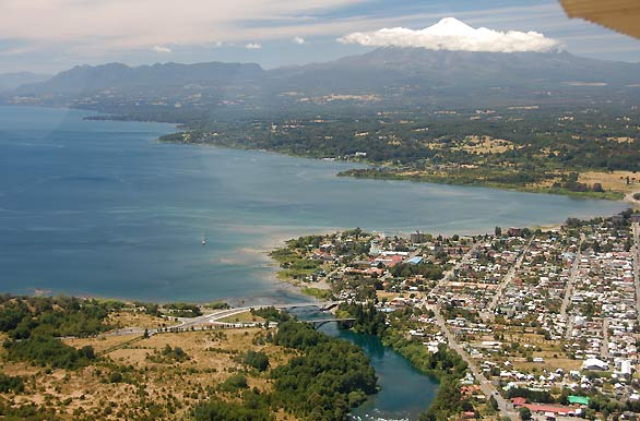 Localización de Villarrica
